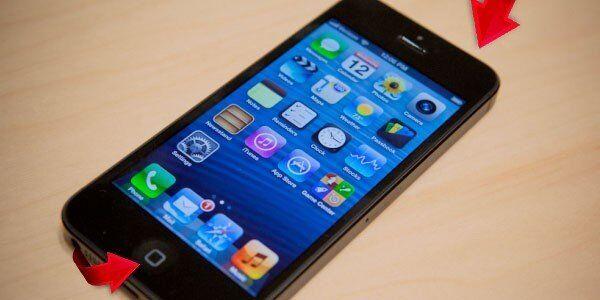 iPhone Dokunmatik Ekran Sorunu Ve Çözüm 4