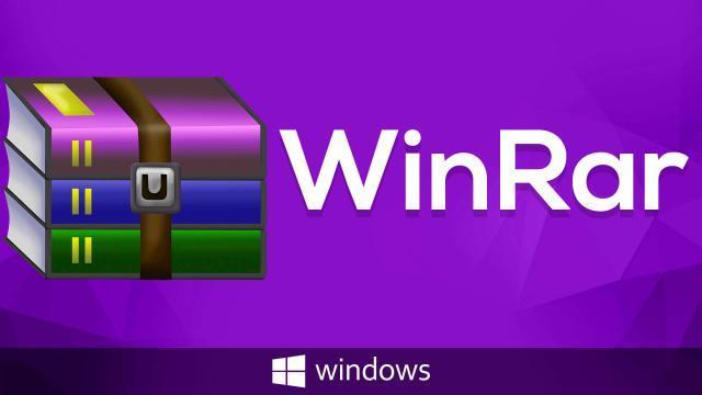 WinRAR İndir Dosya Sıkıştırma Programı