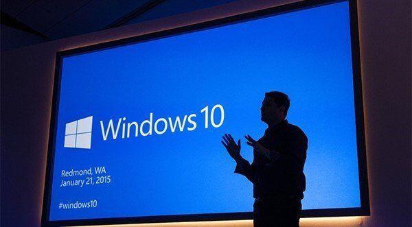 Windows 10'dan Windows 8 veya Windows 7'ye Geri Dönüş