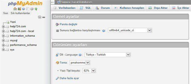 WordPress Admin Şifresi Unuttum 1