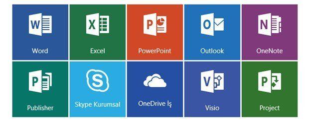 Office 2016, 2013, 2010, 2007, 2003 Türkçe Nasıl Yapılır?