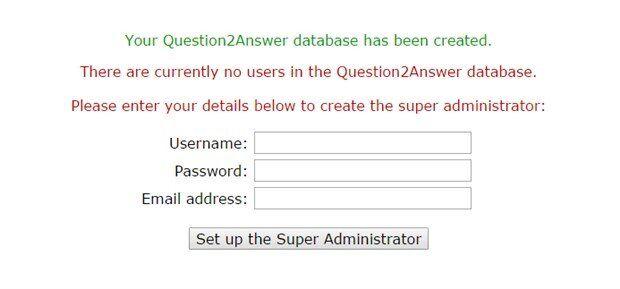 Question2Answers Soru Cevap Kurulumu ve Ayarlamaları