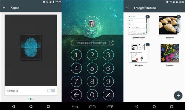 Android Dosya Şifreleme ve Dosya Gizleme Nasıl Yapılır?