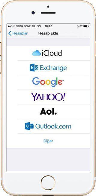 iPhone E-Posta Kurulumu Nasıl Yapılır?