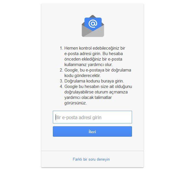 Mail Adresim Çalındı Nasıl Geri Alırım ''Hotmail'' ve ''Gmail''