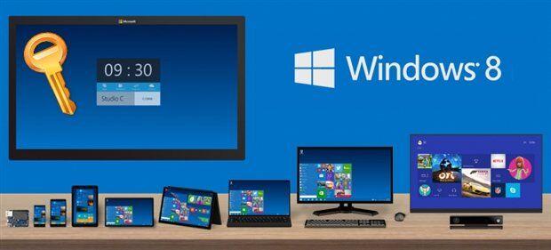 Windows 10, 8.1 ve 8 Kurulumu İçin Genel Ürün Anahtarları