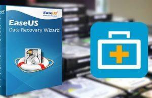Silinen Verileri Kurtarma Programı (EaseUS Data Recovery Wizard)