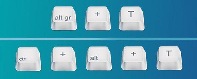 Klavyede Türk Lirası (₺) İşareti Nasıl Yapılır?