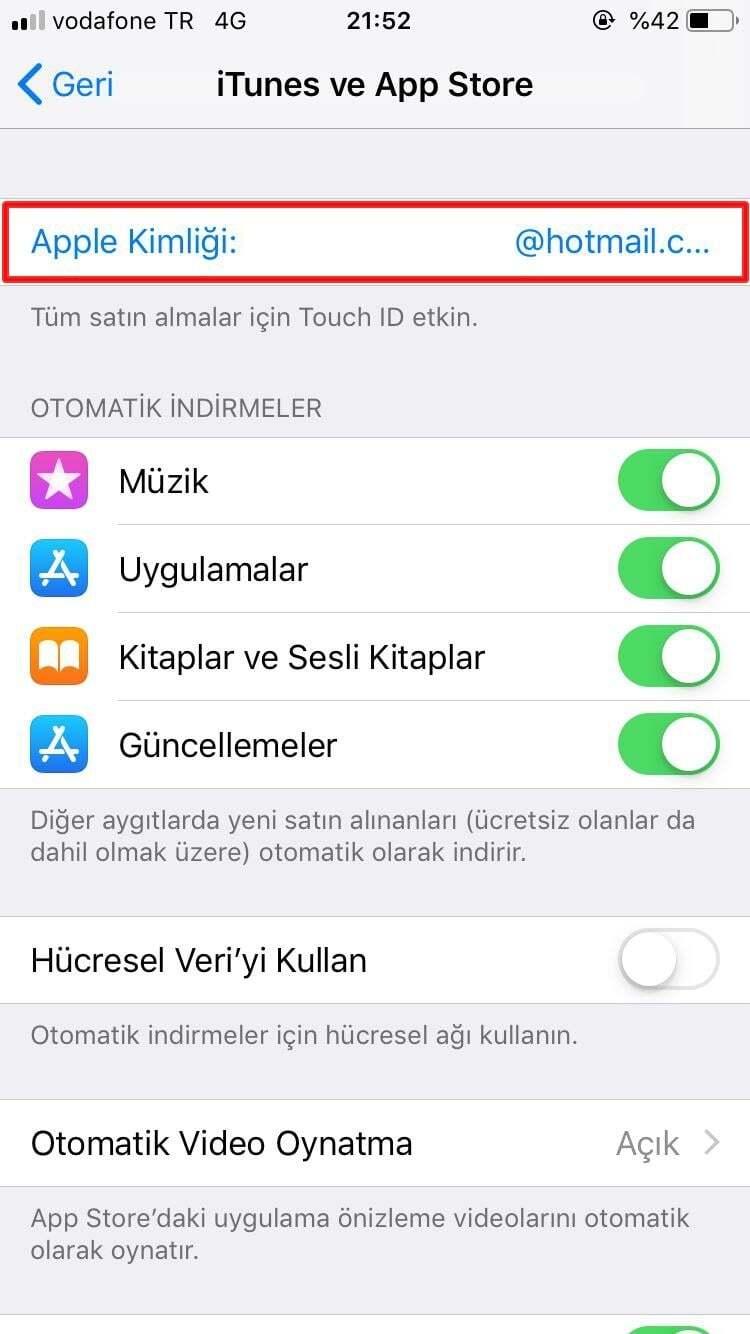 iPhone Uygulamalarında Abonelik İptali Nasıl Yapılır?