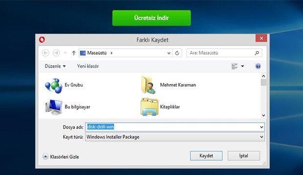 Flash Bellek Dosyalarını Kurtarma (Tam Çözüm)