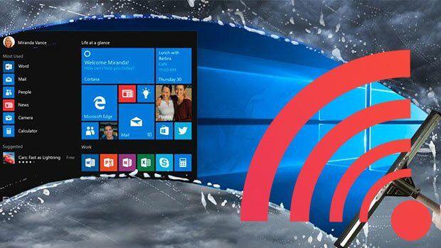 Windows 10'da Kayıtlı Wi-Fi Ağı Nasıl Silinir?