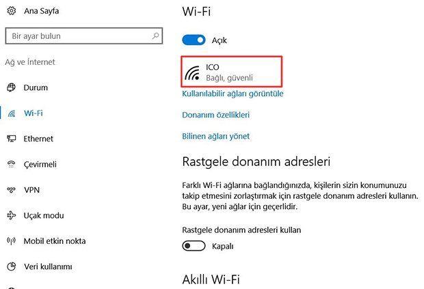 MAC Adresi Nasıl Öğrenilir? 2 Yöntemle MAC Adresi Öğrenme