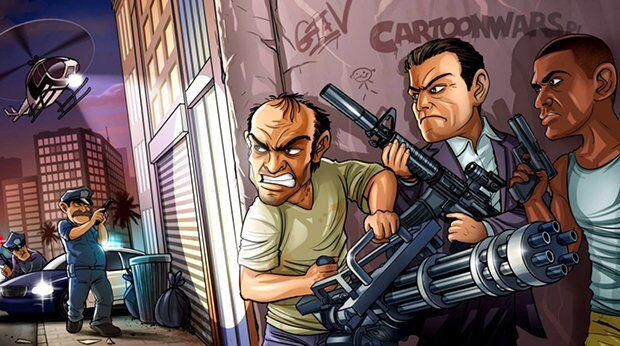 GTA 5'de Karakter Değiştirme Nasıl Yapılır?