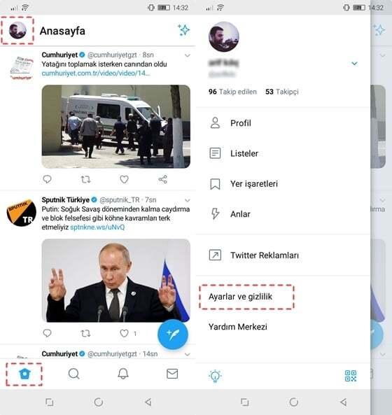 Twitter Hesabı Nasıl Gizlenir? (iOS, Android, PC)