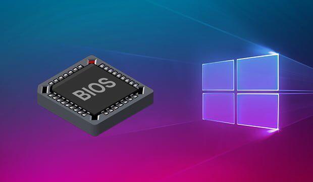 Windows 10'da BIOS Sürümü Öğrenme ve BIOS'u Güncelleme