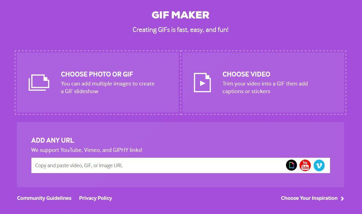 GIF Nasıl Yapılır? GIF Yapma Sitesi GIPHY
