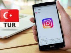Instagram'ı Türkçe Yapma (Resimli Anlatım)