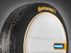 Kendi Basıncını Ayarlayan Akıllı Lastik Continental CARE!
