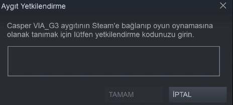 """""""Steam Oyunlarını Telefonda Oynama"""" Nasıl Yapılır?"""