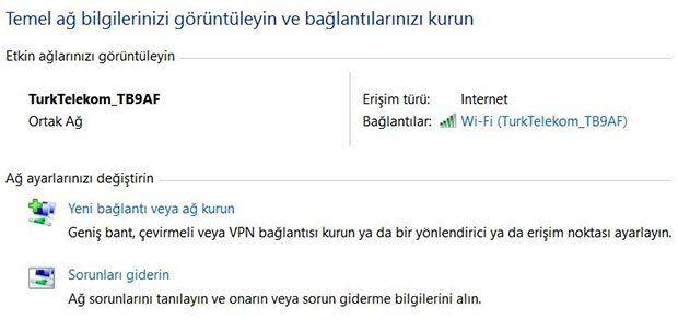 """""""Wifi Bağlı Ama İnternet Yok'' Sorunu ve Çözümü"""