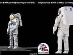 Yeni Astronot Kıyafeti xEMU İlk Testleri Tamamladı