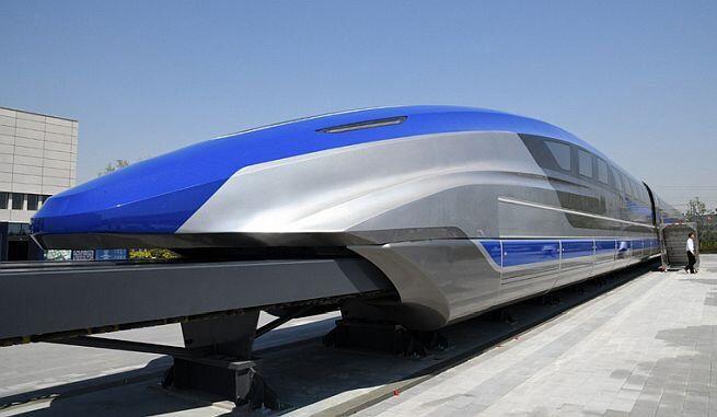 Çin, Yeni Maglev Trenlerini Kullanıma Açıyor