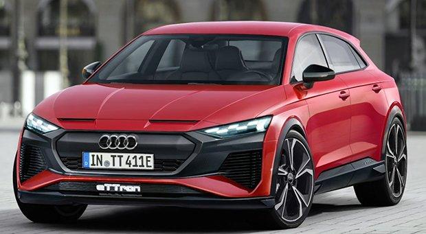 Elektrikli SUV Modeli Audi eTTron Geliyor