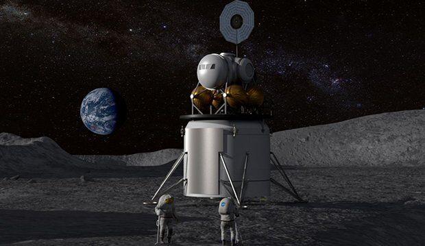 NASA, İnsanlı Ay Görevi Planını Açıkladı