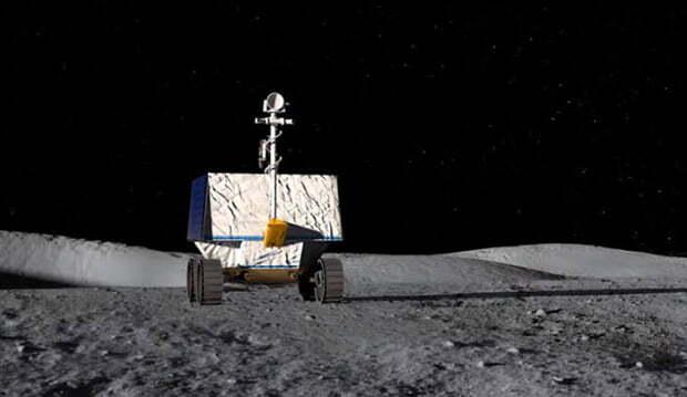 NASA, Ay'a VIPER Aracını Gönderiyor