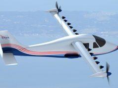 NASA, Elektrikli Uçak X-57 ile Testlere Başlıyor