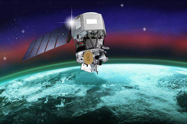 NASA Icon Uydusunu İyonosfere Gönderdi