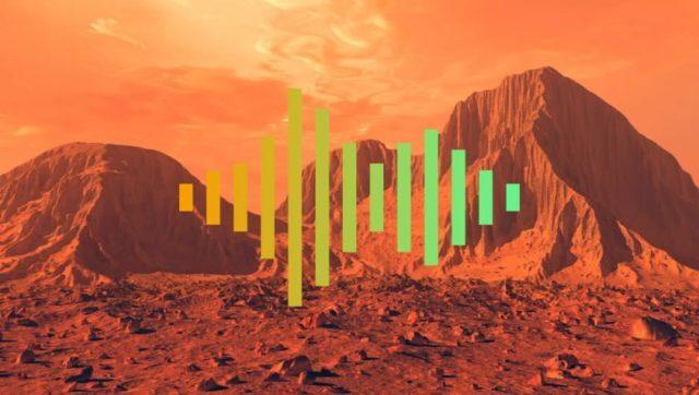 NASA, Mars Depremi Sırasında Oluşan Sesleri Paylaştı