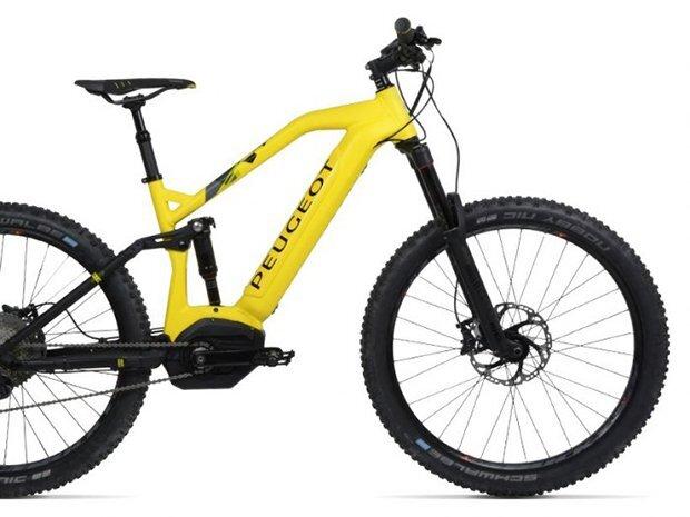 Peugeot eM01 FS PowerTube Elektrikli Dağ Bisikleti Duyuruldu