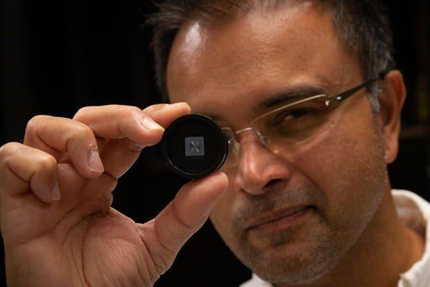 Ultra İnce Lens Teknolojisi Tanıtıldı