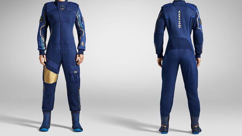 Under Armour ve Virgin Galactic Uzay Giysilerini Tanıttı