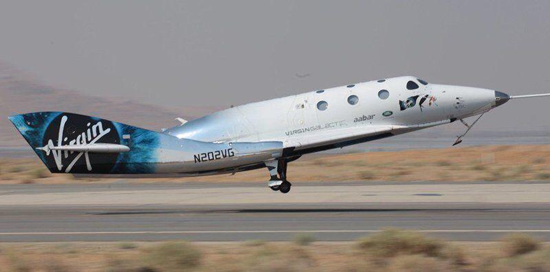 Virgin Galactic Uzay Turizmini Başlatma Hedefini Açıkladı