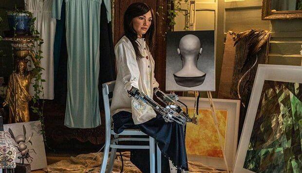Yapay Zekalı Sanatçı Robot Ai-Da