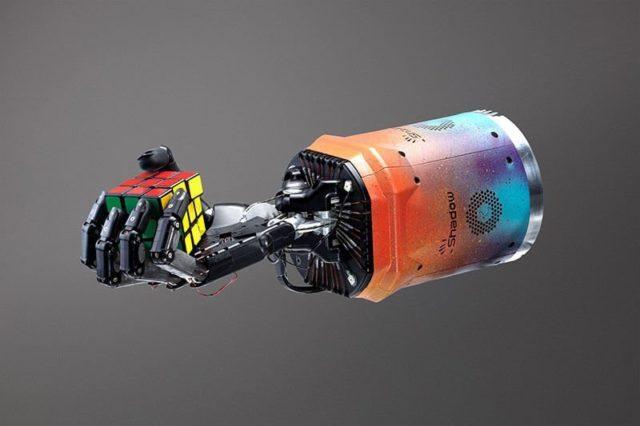 Zeka Küpü Çözen OpenAI Robot El