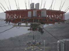 Çin, Mars Aracı için Denemelere Başladı