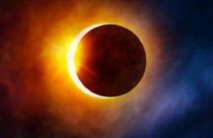 BBC, Güneş Tutulmasının Uzaydan Çekilmiş Videosunu Yayınladı
