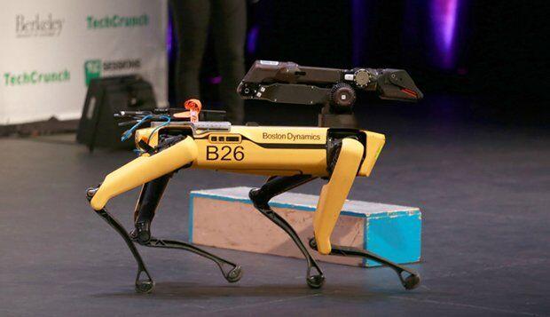 Boston Dynamics, Spot Robotu için Satış Şartlarını Belirledi