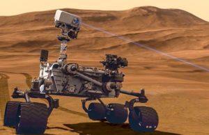 Curiosity Aracı Mars'ta Oksijen Dalgalanmaları Buldu