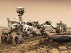 Curiosity Aracı Mars'tan Fotoğraf Attı