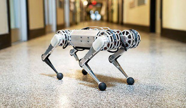 MIT, Cheetah Robotlarına Futbol Maçı Yaptırdı