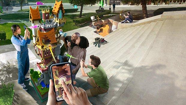 Minecraft Earth Nedir? Hangi Telefonlarda Oynanabilir?