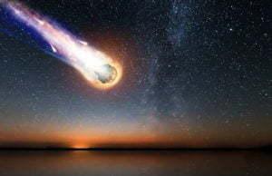 NASA Açıkladı: JF1 Asteroidi Dünya'ya Çarpabilir