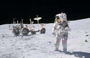 NASA, Ay'dan Getirilen Kaya Örneklerini İncelemeye Başladı