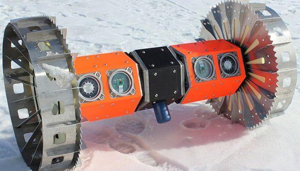 NASA, BRUIE Robotu ile Uzayda Hayat Arayacak