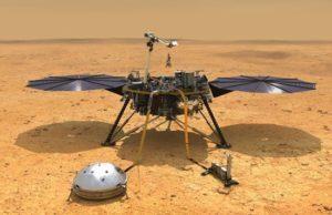 NASA, Mars Görevindeki InSight Aracı için Yeni Bir Açıklama Yayınladı