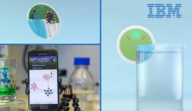 Sıvıları Analiz Edebilen Elektronik Dil Hypertaste